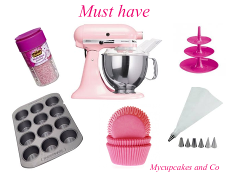 Cupcakes : les must have